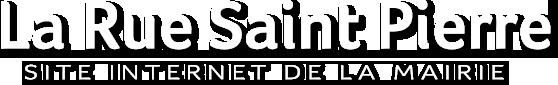 Site internet de la mairie de la Rue Saint-Pierre